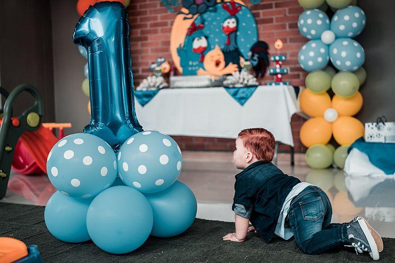 Διακόσμηση παιδικού πάρτυ – Πώς να ξετρελάνετε το παιδί σας