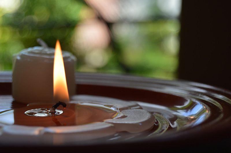 Οδηγίες για κεριά