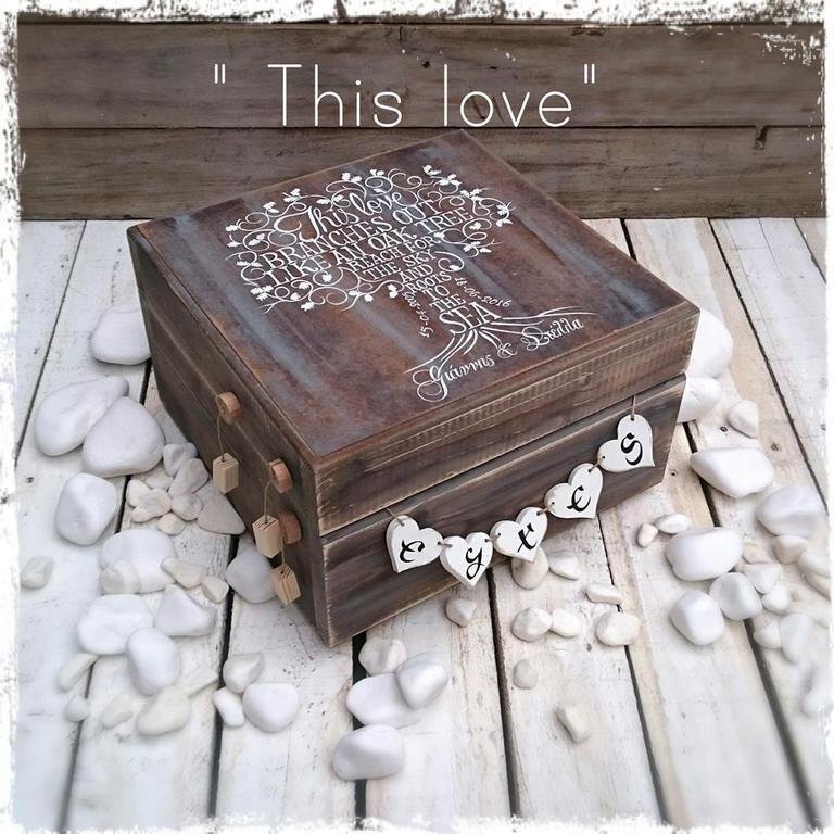 ΚΟΥΤΙ ΕΥΧΩΝ ΜΕ ΤΟ ΔΕΝΤΡΟ ΤΗΣ ΑΓΑΠΗΣ ΚΩΔ: THIS-LOVE-BM