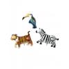 Μπαλόνια Tropical- ΚΩΔ:ANIMAL-BALL3-JP