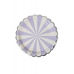 Lavender Πιάτο Γλυκού 8τμχ - ΚΩΔ:45-2126-JP