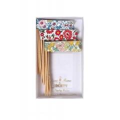 Liberty Toothpick Flags 24τμχ - ΚΩΔ:45-2200-JP