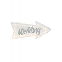 Φωτιζόμενο Βέλος Wedding - ΚΩΔ:ILLUM-WEDDING-JP