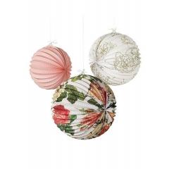 Διακοσμητικές Μπάλες Blossom Brogues - ΚΩΔ:BLOS-PAPERLANTERN-JP