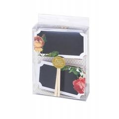 Μικροί Μαυροπίνακες Blossom Brogues - ΚΩΔ:BLOS-CHALKSIGN-JP