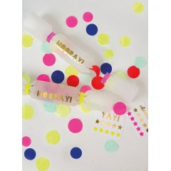 Toot Sweet Confetti Crackers - ΚΩΔ:134362-JP