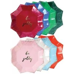 Πιάτα Μεγάλα Be Jolly Be Merry - ΚΩΔ:45-2407-JP