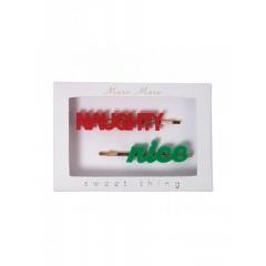 Κλιπ Μαλλιών Naughty & Nice - ΚΩΔ:50-0118-JP