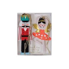 Καρυοθραύστης Gift Tags - ΚΩΔ:65-0184-JP