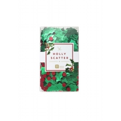 Tables Confetti Φύλλα Γκι - ΚΩΔ:BC-SCATTER-HOLLY-JP