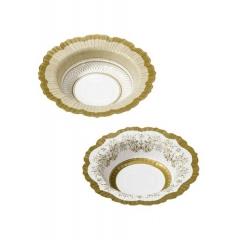 Porcelain Gold Μπωλ Σερβιρίσματος - ΚΩΔ:PPG-BOWL-JP