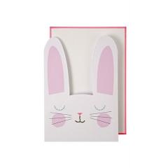 Ευχετήρια Κάρτα Bunny - ΚΩΔ:15-3466H-JP