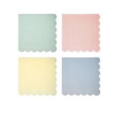 Χαρτοπετσέτα Μεγάλη Pastel - ΚΩΔ:140914-JP