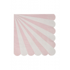 Χαρτοπετσέτα Μεγάλη Dusty Pink - ΚΩΔ:143200-JP