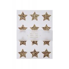 Αυτοκόλλητα Αστέρια Γκλίτερ - ΚΩΔ:149896-JP