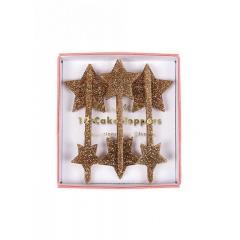 Διακοσμητικά Αστέρια Sticks - ΚΩΔ:157033-JP