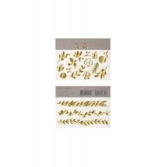 Χρυσά Βότανα Τατουάζ - ΚΩΔ:45-2893-JP