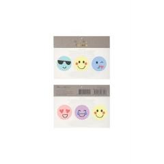 Emoji Tattoos - ΚΩΔ:160012-JP