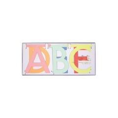 DIY Γιρλάντα με Γράμματα Πολύχρωμα - ΚΩΔ:45-2921-JP