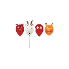 Ζώα του Δάσους Balloon Kit - ΚΩΔ:160750-JP