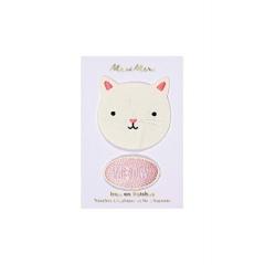 Αυτοκόλλητα Θερμότητας Γάτα - ΚΩΔ:158653-JP