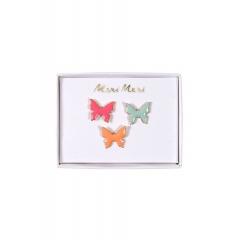 Καρφίτσες Πεταλούδα - ΚΩΔ:160813-JP