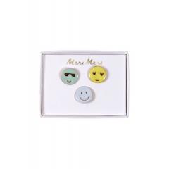 Καρφίτσες Emoji - ΚΩΔ:160894-JP