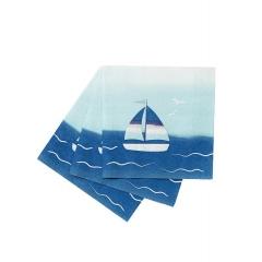 Χαρτοπετσέτες Coastal - ΚΩΔ:COAST-BTNAPKIN-JP