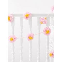 Γιρλάντα με Λουλούδια - ΚΩΔ:DDGDN-POMGARLAND-PK-JP