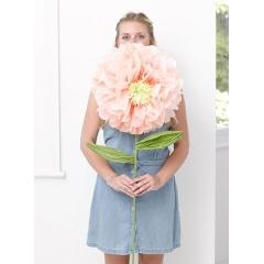 Γιγαντιαίο Διακοσμητικό Λουλούδι - ΚΩΔ:DDGDN-STEMPCH-L-JP