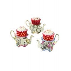 Cupcake Teapot Stands - ΚΩΔ:TSALICE-TEAPOTS-JP