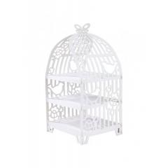 Λευκό Cupcake stand - ΚΩΔ:S-AIR-BIRDCAGE-JP