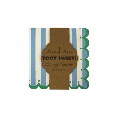 Χαρτοπετσέτα Μικρή TS Blue - ΚΩΔ:113851-JP