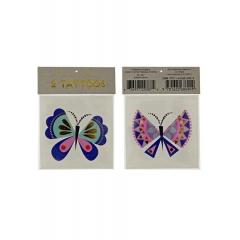 Butterfly Τατουάζ - ΚΩΔ:45-1381-JP