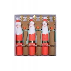 Party Crackers Santa & Reindeer - ΚΩΔ:45-2927-JP