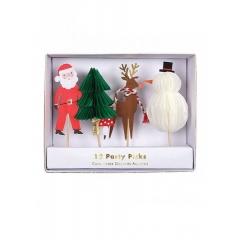 Διακοσμητικά Sticks Christmas Party - ΚΩΔ:45-2929-JP