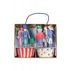 Cupcake Kit Καρυοθραύστης - ΚΩΔ:45-2955-JP