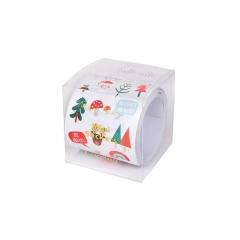 Αυτοκόλλητα Ρολό Christmas Icons - ΚΩΔ:45-2978-JP
