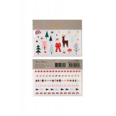 Τατουάζ Christmas Icons - ΚΩΔ:45-2983-JP