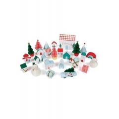 Ημερολόγιο Χριστουγέννων Χωριό - ΚΩΔ:45-3023-JP