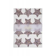 Αυτοκόλλητα Αστέρια Πολύχρωμο Γκλίτερ - ΚΩΔ:45-3065-JP
