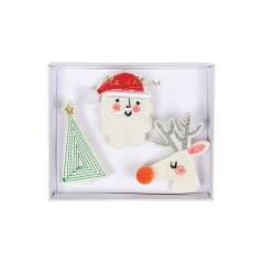 Καρφίτσες Christmas Φιγούρες - ΚΩΔ:50-0231-JP
