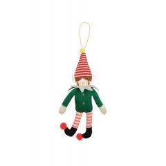 Χριστουγεννιάτικο Στολίδι Ξωτικό - ΚΩΔ:60-0067-JP