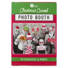 Tables Photo Booth Χριστούγεννα - ΚΩΔ:ENT-CBOOTH-V3-JP