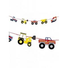 Γιρλάντες φορτηγά - ΚΩΔ:105130-JP
