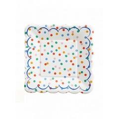 Πιάτο γλυκού πουά Toot Sweet - ΚΩΔ:114022-JP