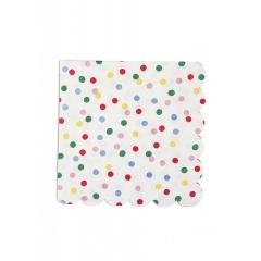 Χαρτοπετσέτες πουά Toot Sweet - ΚΩΔ:113797-JP