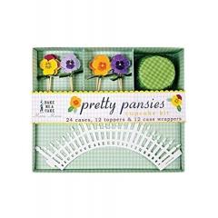 Cupcake Kit Λουλούδια - ΚΩΔ:45-0216-JP