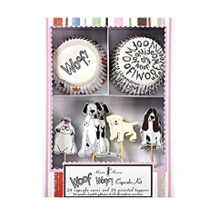 Cupcake kit σκυλάκια - ΚΩΔ:45-0577-JP