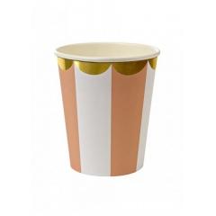 Ποτήρι χάρτινο TS Orange - ΚΩΔ:125254-JP
